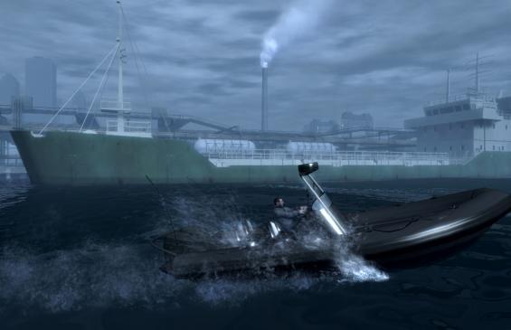 Скриншот из GTA 4